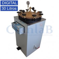 Autoclave Vertical Digital  30 Litros