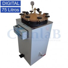 Autoclave Vertical Digital  75 Litros