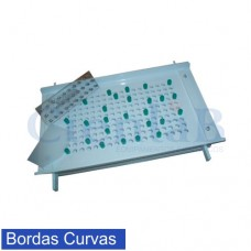 Encapsuladora Manual Bordas Curvas  60 Cápsulas