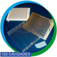 Tableteiro Sublingual - Capacidade: 120 (5x3mm)