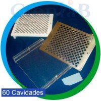 Tableteiro Sublingual - Capacidade:  60 (5x3mm)